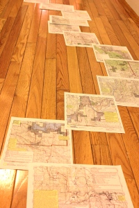 Halfmile's Maps